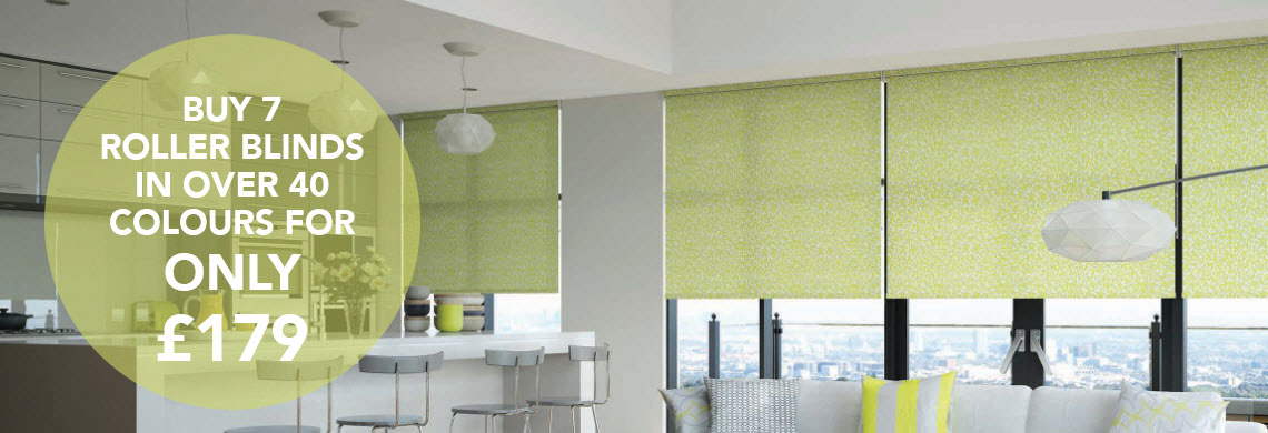 Special Offer - Roller Blinds